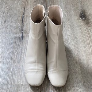 Zara woman ankle boots 36
